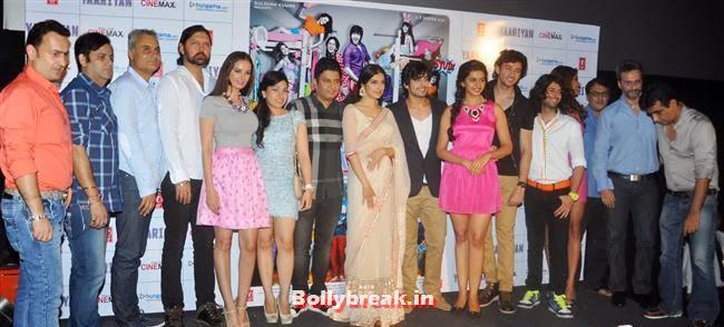 Yaariyan First Look Launch, Yaariyan Launch Party