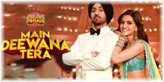 Main Deewana Tera – Arjun Patiala Lyrics