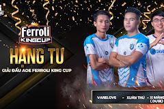 Nhìn lại Ferroli King Cup 2020, Hà Nội và những nuối tiếc không bao giờ quên.