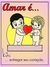 ... dos Cartoons Amar é...