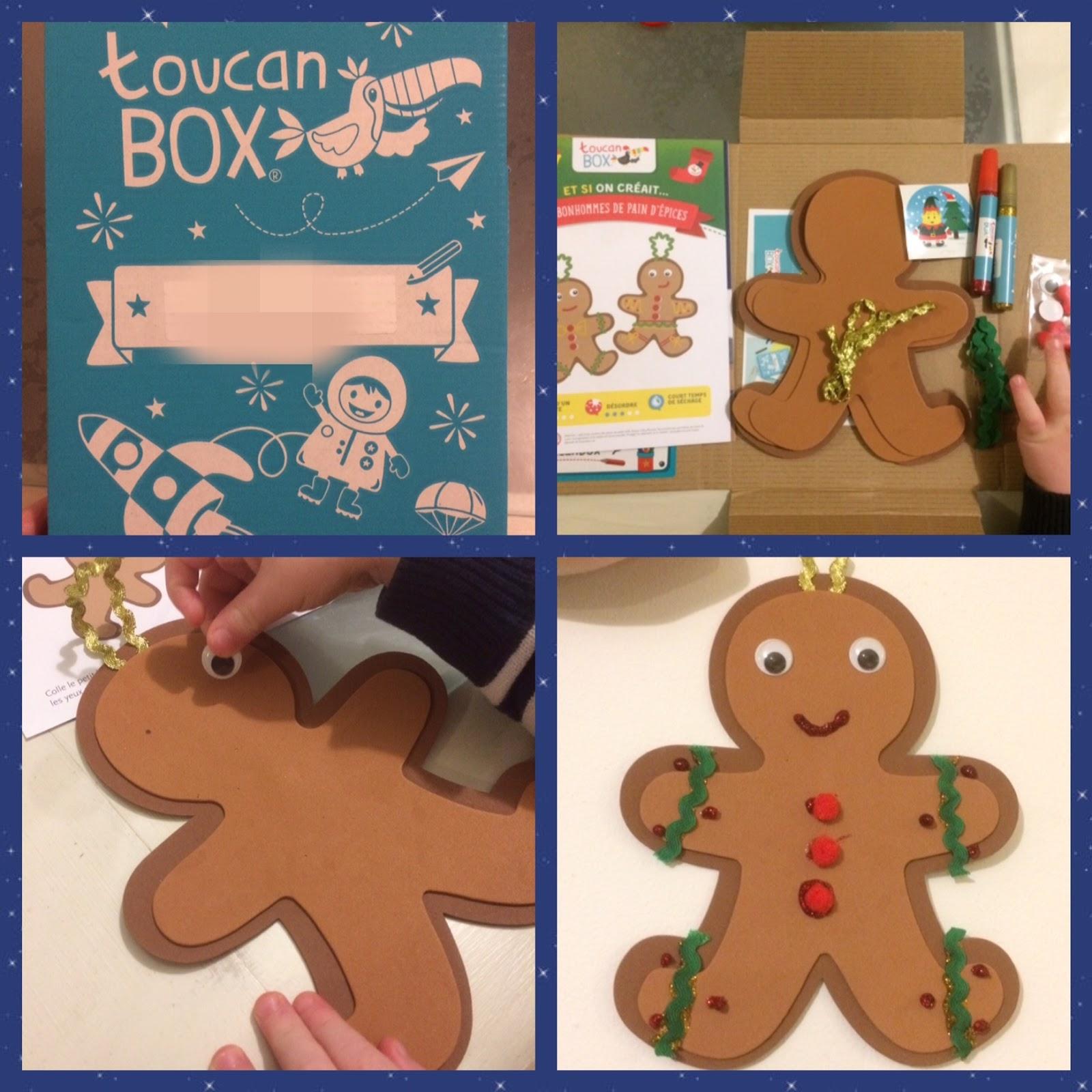 Test Et Avis Toucan Box La Box Créative Pour Les Enfants