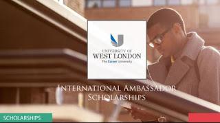 International Ambassador Scholarships 2018