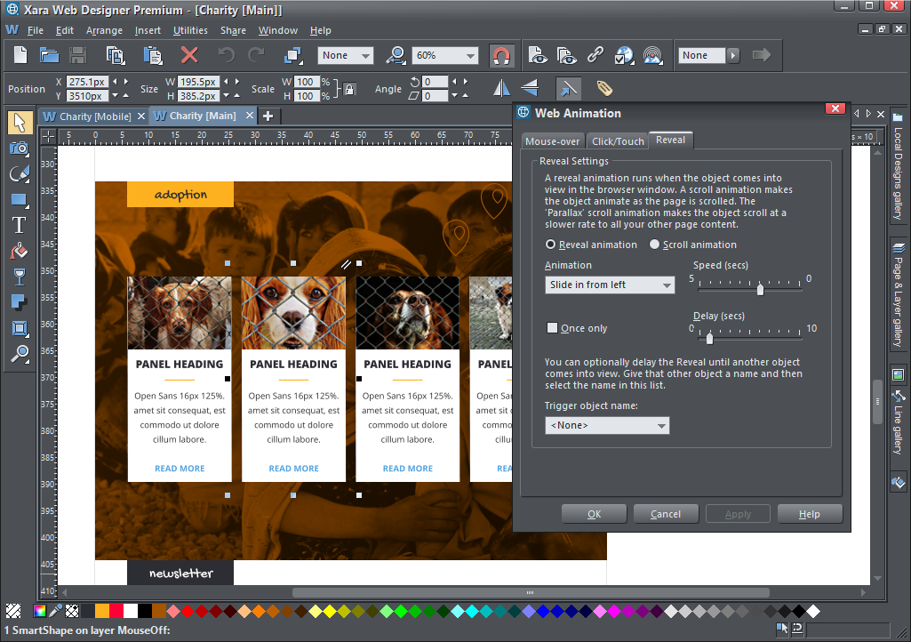 Xara Web Designer 365 Premium Pc Review Chalgyr S Game Room