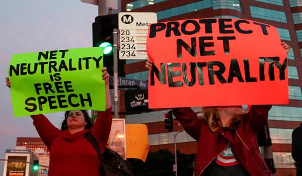 EUA decreta o fim da internet igualitária.