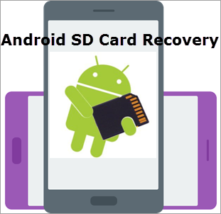 how to delete from sd card on android
