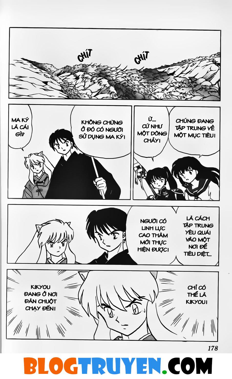 Inuyasha vol 33.10 trang 11