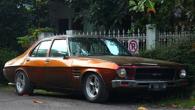 Holden Monaro HQ GTS