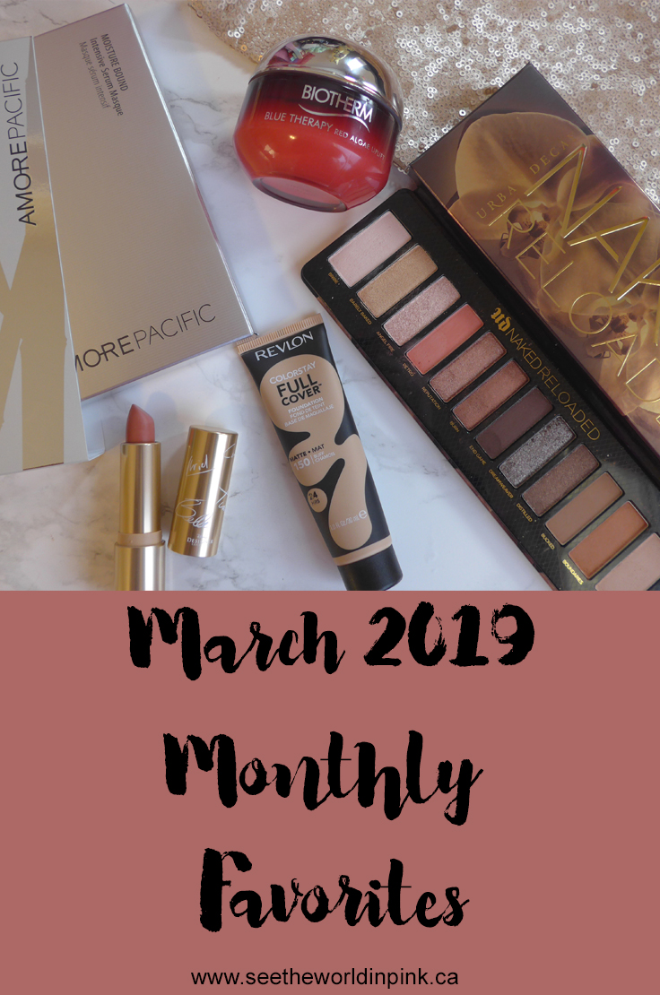 March 2019 Monthly Favorites!
