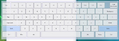 download aplikasi keyboard virtual gratis Wosk