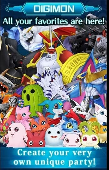 Digimon Links screenshot-1