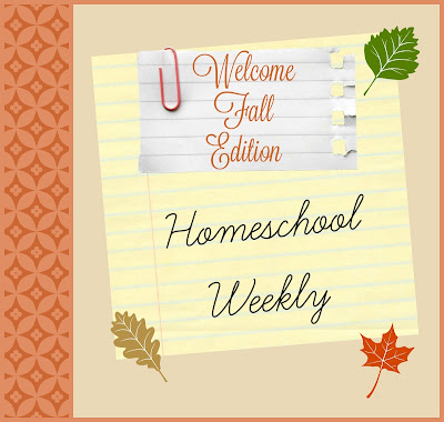 Homeschool Weekly - Welcome Fall Edition on Homeschool Coffee Break @ kympossibleblog.blogspot.com