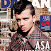 ASA BUTTERFIELD DA MAN MAGAZINE