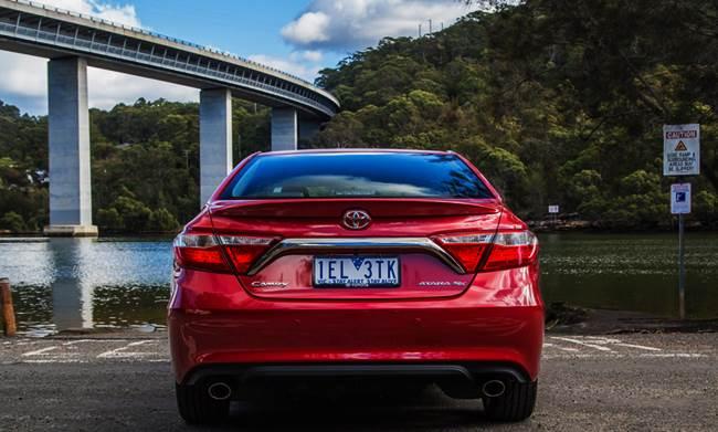 Toyota Camry Atara SX 2.5L Reviews