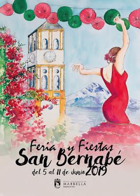 Marbella - Feria de San Bernabé 2019 - Berta Bejarano Vélez