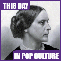 Susan B. Anthony was arrested for voting on June 18, 1872.