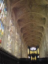 Interior de la capilla