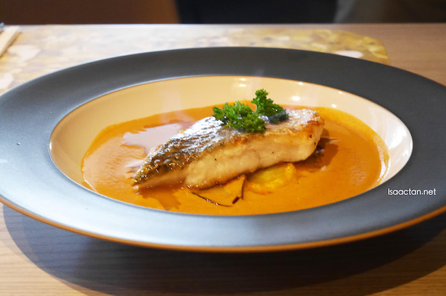 Flaming Red Fish Curry