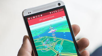 Cara Mengatasi GPS Signal Not Found Pokemon Go Android