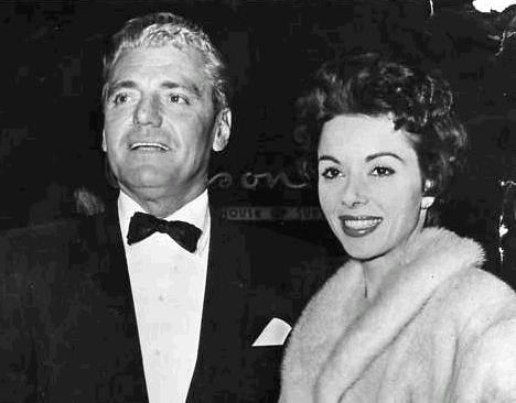 Image result for greg bautzer and dana wynter
