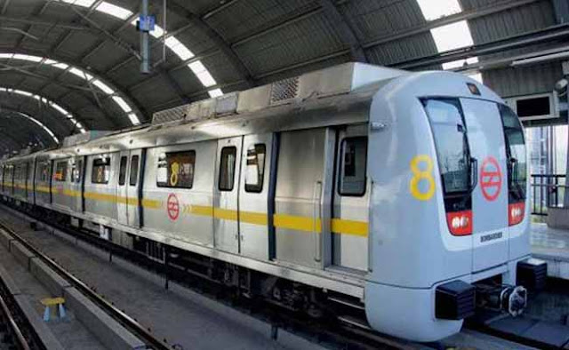For the first time, the Delhi Metro's wheels, the employees are stuck on these 5 demands