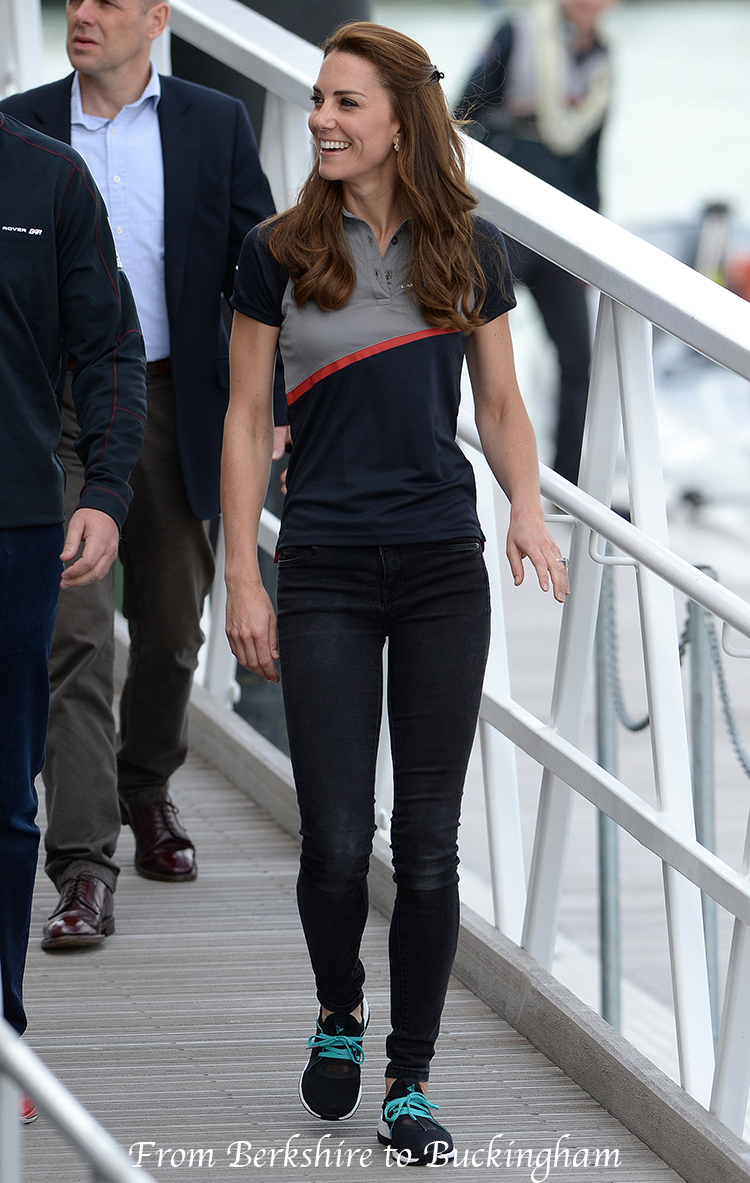 [Updated] Kate and William Visit Portsmouth for America's ...