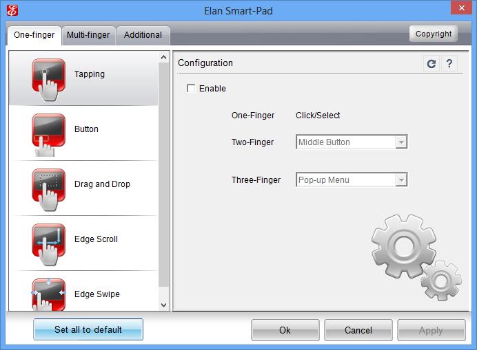 Elan Touchpad Update Windows 10