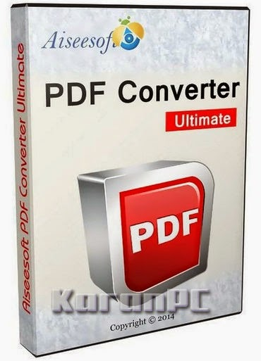 Aiseesoft PDF Converter Ultimate 3.2.20.29444 + Crack