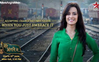 Mere Angne Mein Episode 263 - 15th March 2016