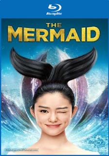 The Mermaid 2016 Hindi Dual Audio Hindi + English
