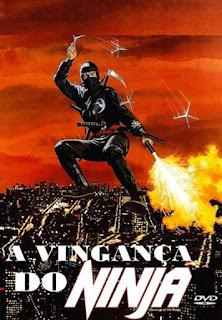 A Vingança do Ninja - BDRip Dual Áudio