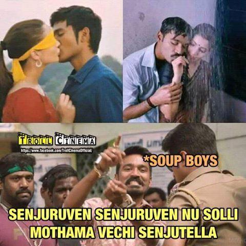 Danush Tamil Movie Still Kavithai - My Image Quotes