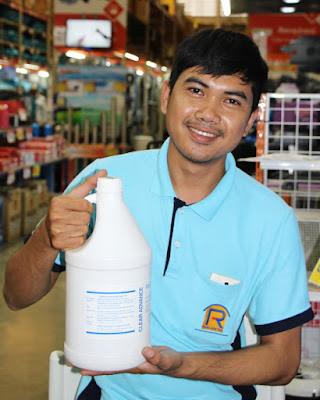 Buriram Clear Advance Water Clarifier