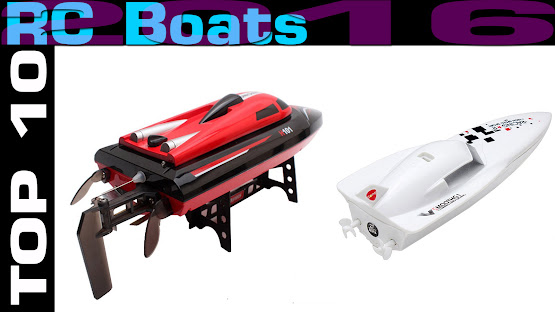 Top 10 Review Products-Top 10 RC Boats 2016