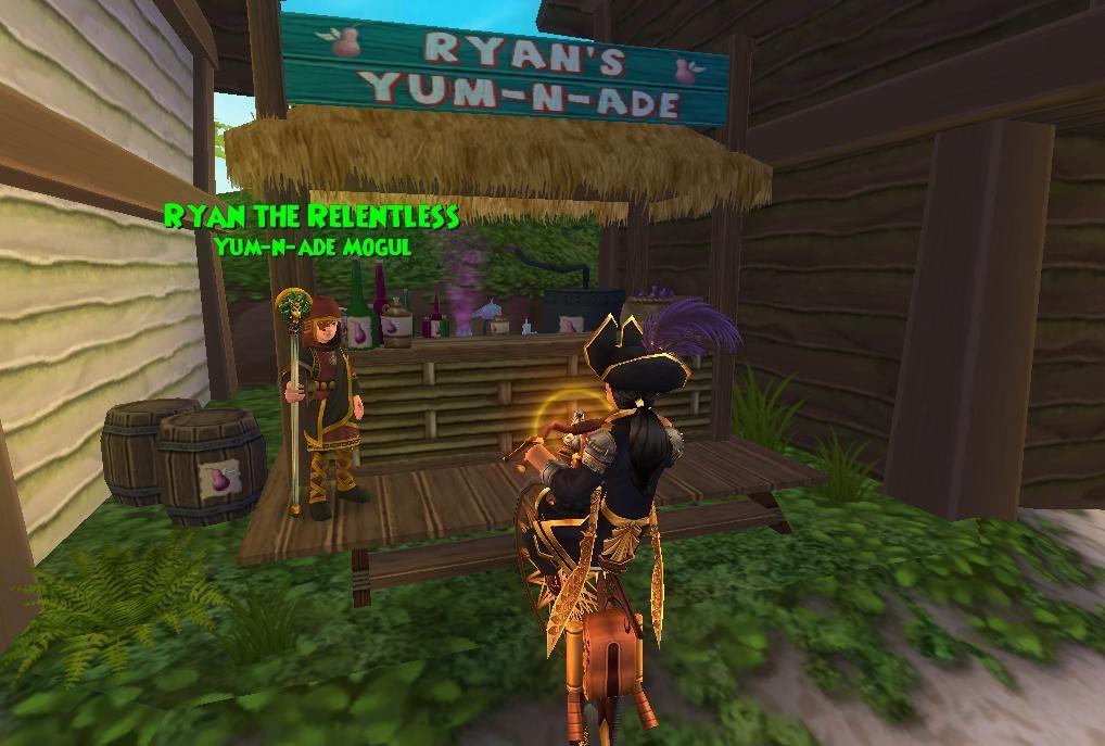 Pirate101 Classes