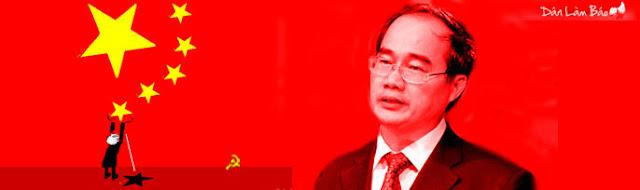 Phó TT Nguyễn Thiện Nhân đi Trung Quốc giữa lúc hội nghị TW7 chưa kết thúc