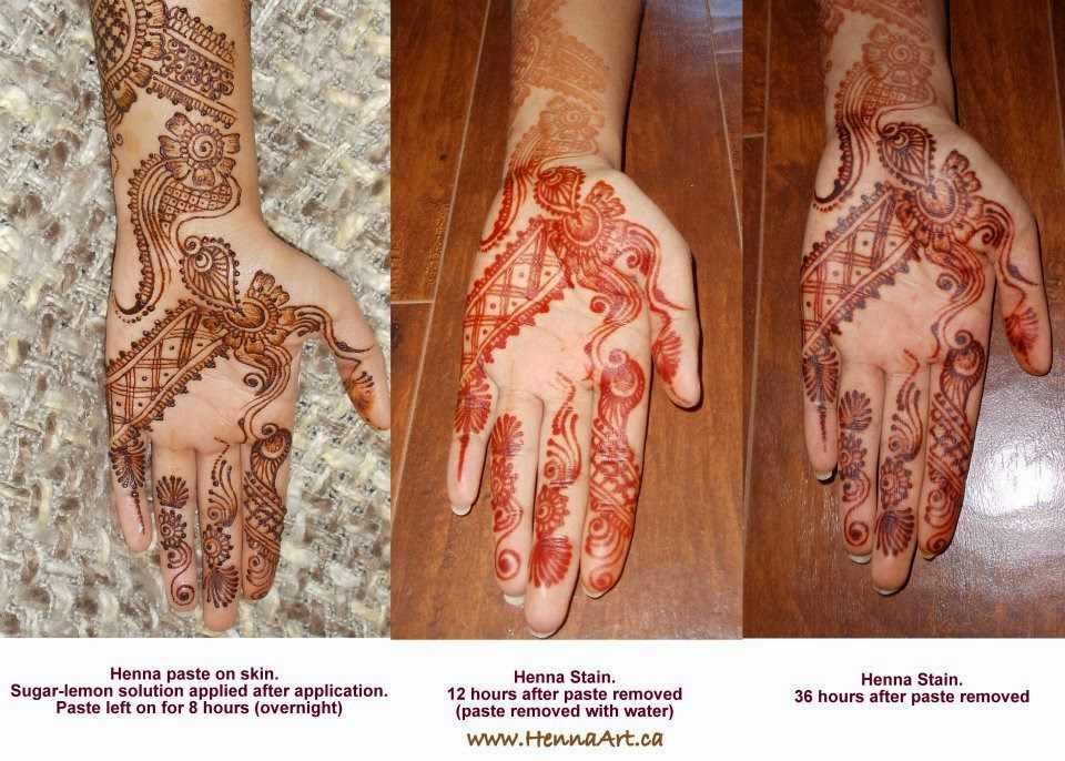 Top Ten Things You Should Know About Henna