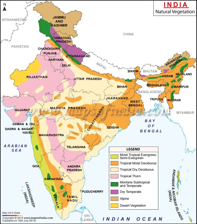 Describe The Distribution Of Natural Gas Reserves In India