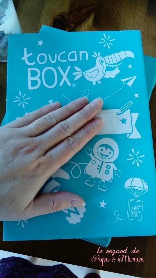 Le Regard De Papa Et Maman Toucanbox Test Avis