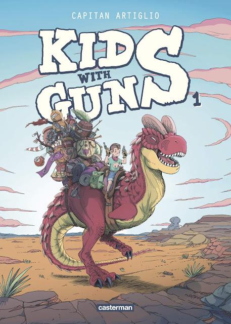 Livre Kids with Guns L'Agenda Mensuel - Février 2019