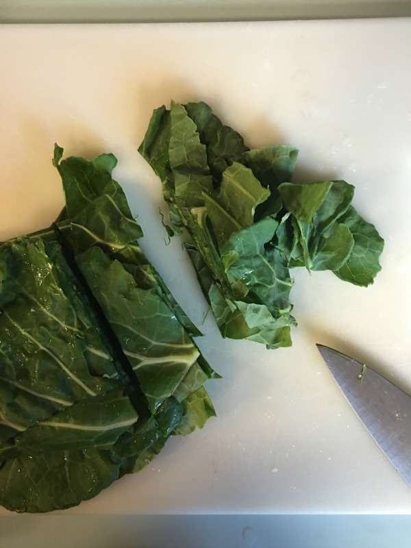 Collard green recipes easy