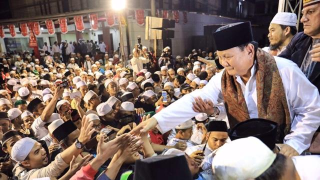 Prabowo-Sandi Siapkan 12 Juru Bicara Kampanye Pilpres 2019