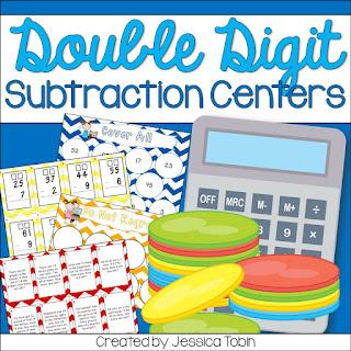https://www.teacherspayteachers.com/Product/Double-Digit-Subtraction-445467