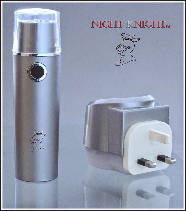 Nightknight: Multi-function emergency LED torch & night light