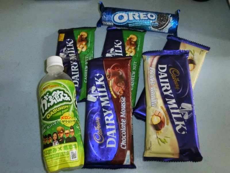 From Labuan with chocolaties