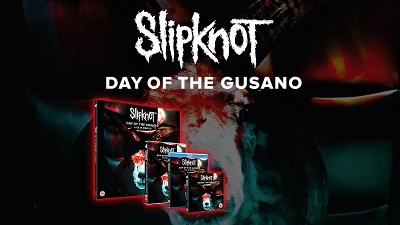 Day of The Gusano CDs