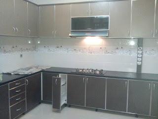 Jasa Pembuatan Kitchen Set Modern Di Sukabumi Produk Belum Tersedia