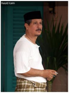 Biodata Rasyid Karim