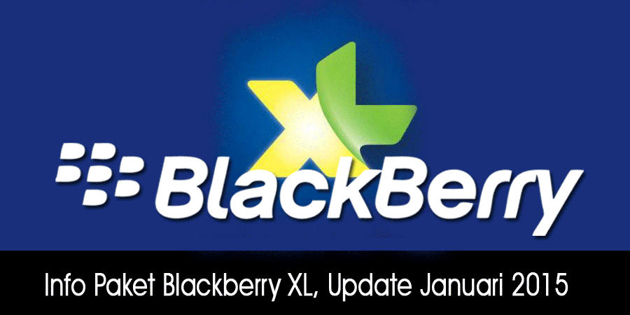 Info Paket Blackberry XL