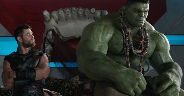 thor ragnarok hulk bed still