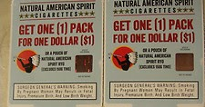 picture regarding American Spirits Coupons Printable titled Printable Cigarette Discount codes 2019: Cost-free American Spirit